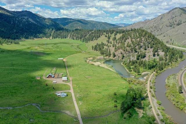 60 Tyler Creek Road, Clinton, MT 59825 (MLS #360084) :: Montana Life Real Estate