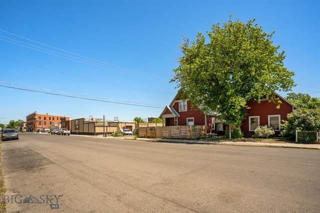 215 W Lewis Street, Livingston, MT 59047 (MLS #360088) :: Black Diamond Montana