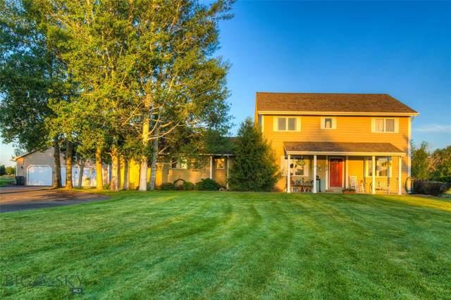 650 Sycamore Lane, Bozeman, MT 59718 (MLS #360090) :: Carr Montana Real Estate