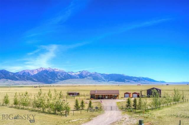 39 Hippie Lane, Cameron, MT 59720 (MLS #360093) :: Berkshire Hathaway HomeServices Montana Properties