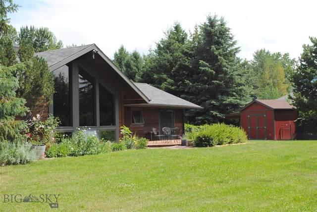 3017 Candy Lane, Bozeman, MT 59715 (MLS #360144) :: Berkshire Hathaway HomeServices Montana Properties