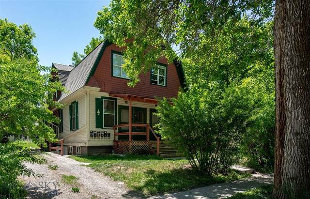 506 and 506 1/2 W Babcock, Bozeman, MT 59715 (MLS #360151) :: Berkshire Hathaway HomeServices Montana Properties