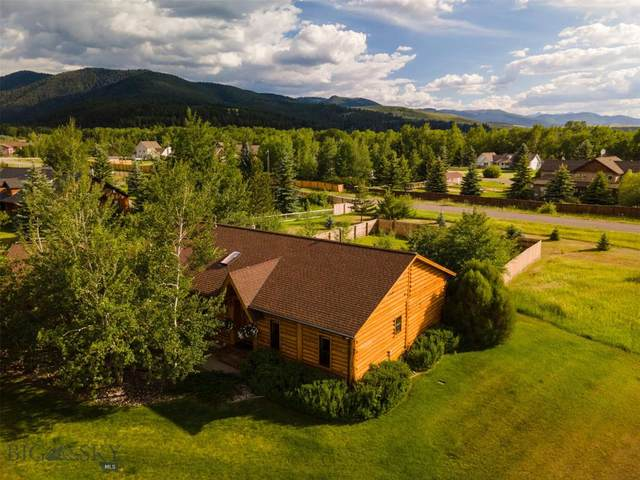 215 High Country Road, Bozeman, MT 59718 (MLS #360169) :: Hart Real Estate Solutions
