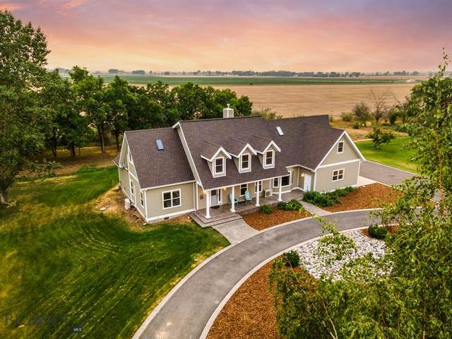 555 Mary Road, Bozeman, MT 59718 (MLS #360174) :: Montana Life Real Estate