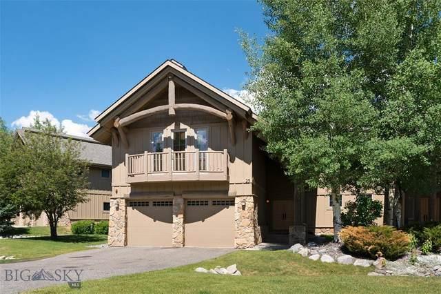 25 Crail Ranch Drive #25, Big Sky, MT 59716 (MLS #360177) :: L&K Real Estate
