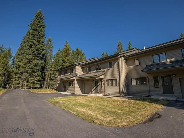 645 Sunburst Drive Lc-2, Big Sky, MT 59716 (MLS #360189) :: Hart Real Estate Solutions