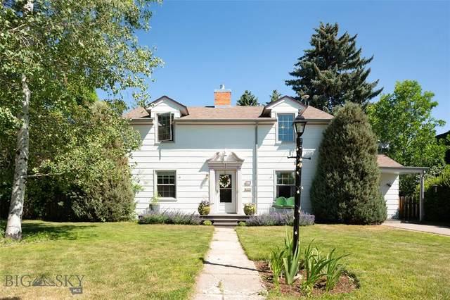 411 W Garfield, Bozeman, MT 59715 (MLS #360204) :: Montana Mountain Home, LLC