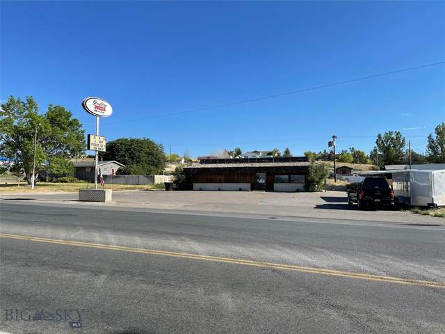 605 W Legion Street, Whitehall, MT 59759 (MLS #360215) :: Carr Montana Real Estate