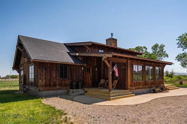 105 Mountain View Drive S, Dillon, MT 59725 (MLS #360228) :: L&K Real Estate