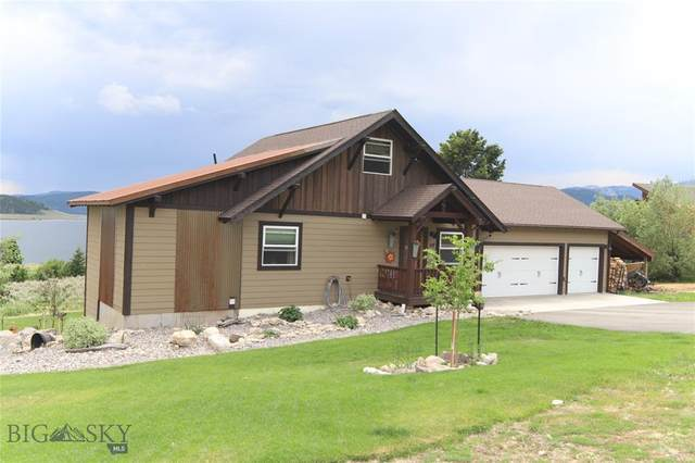 128 Beach Drive, West Yellowstone, MT 59758 (MLS #360238) :: Hart Real Estate Solutions