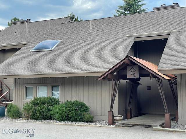 2575 Curley Bear Road #163, Big Sky, MT 59716 (MLS #360248) :: Carr Montana Real Estate