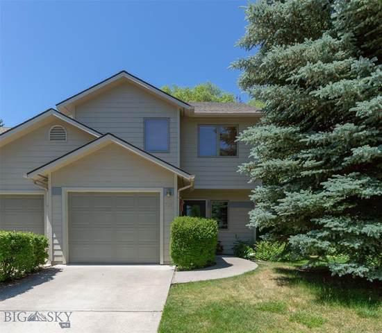 705 S 15th Avenue, Bozeman, MT 59715 (MLS #360259) :: Hart Real Estate Solutions