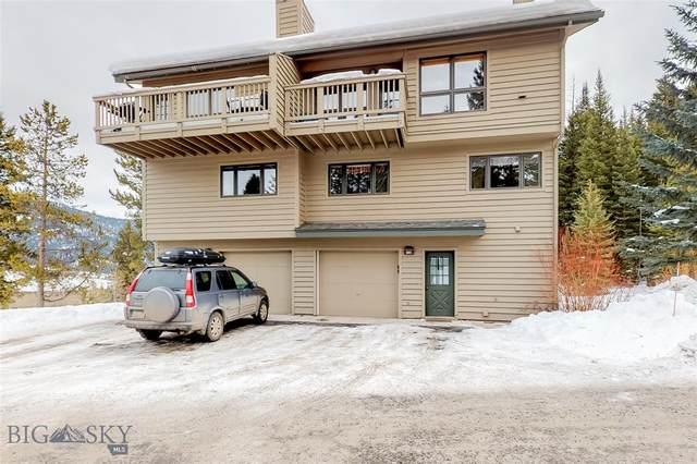 841 Sunburst Dr H-1, Big Sky, MT 59716 (MLS #360275) :: Hart Real Estate Solutions