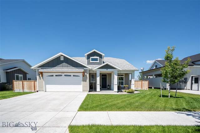 3389 Lolo Way, Bozeman, MT 59718 (MLS #360295) :: Hart Real Estate Solutions
