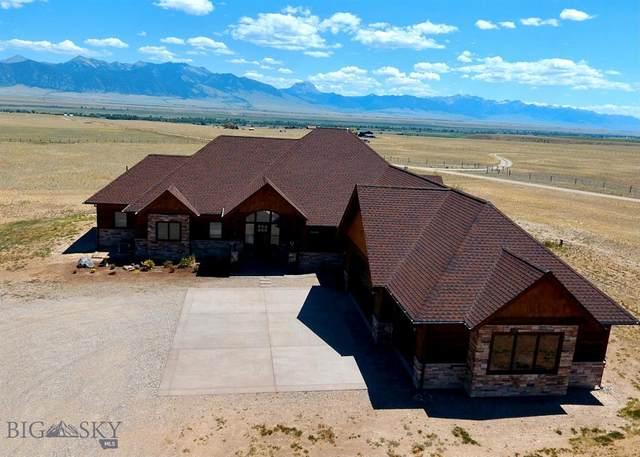146 Trail Creek, Ennis, MT 59729 (MLS #360307) :: Berkshire Hathaway HomeServices Montana Properties