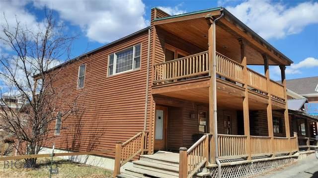 111 W Wallace Street, Virginia City, MT 59755 (MLS #360317) :: Montana Life Real Estate
