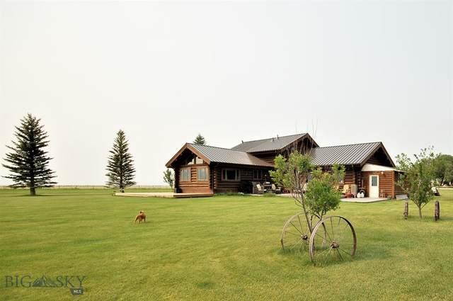 3 Dolly Varden Drive, Ennis, MT 59729 (MLS #360349) :: Hart Real Estate Solutions
