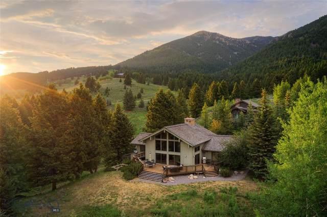 2670 Bobtail Horse Road, Big Sky, MT 59716 (MLS #360352) :: Black Diamond Montana