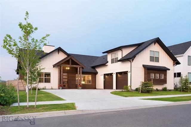 1410 Ryun Sun, Bozeman, MT 59718 (MLS #360356) :: Hart Real Estate Solutions