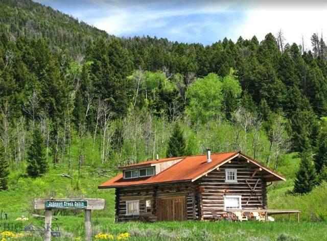212 Hebgen Lodge Rd, West Yellowstone, MT 59758 (MLS #360365) :: Berkshire Hathaway HomeServices Montana Properties
