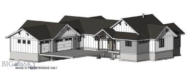 124 Howser Trail, Belgrade, MT 59714 (MLS #360404) :: Montana Life Real Estate