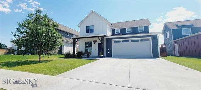 176 Ramshorn Peak Lane, Bozeman, MT 59718 (MLS #360427) :: Hart Real Estate Solutions