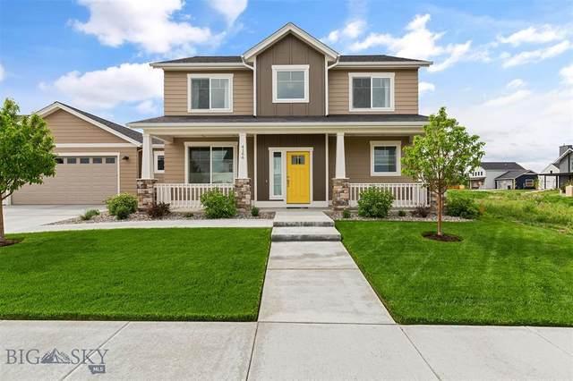 4166 Moonstone Drive, Bozeman, MT 59718 (MLS #360447) :: Hart Real Estate Solutions