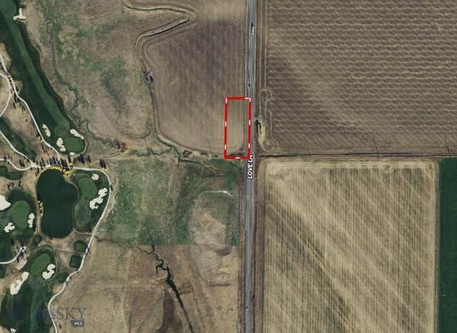 TBD Love Lane, Bozeman, MT 59714 (MLS #360459) :: Hart Real Estate Solutions