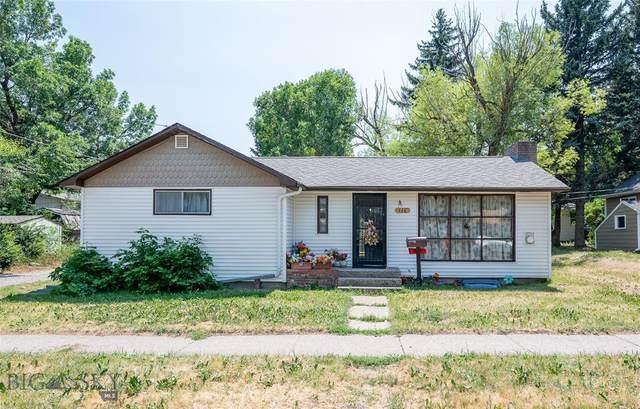 116 W Grant, Bozeman, MT 59715 (MLS #360483) :: Black Diamond Montana