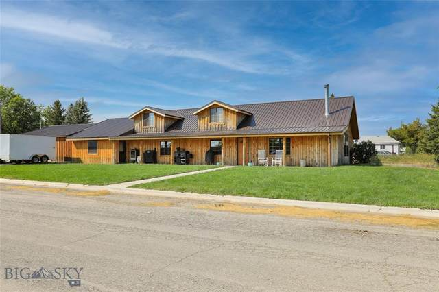 200 Boulder, Big Timber, MT 59011 (MLS #360497) :: L&K Real Estate
