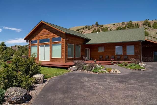 38 Sagittarius (#1) Place, Emigrant, MT 59027 (MLS #360501) :: Hart Real Estate Solutions