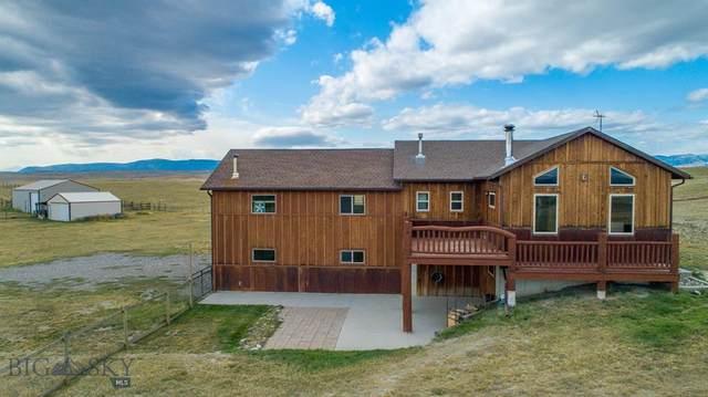 92 Crazyhead Road, Livingston, MT 59047 (MLS #360505) :: Hart Real Estate Solutions