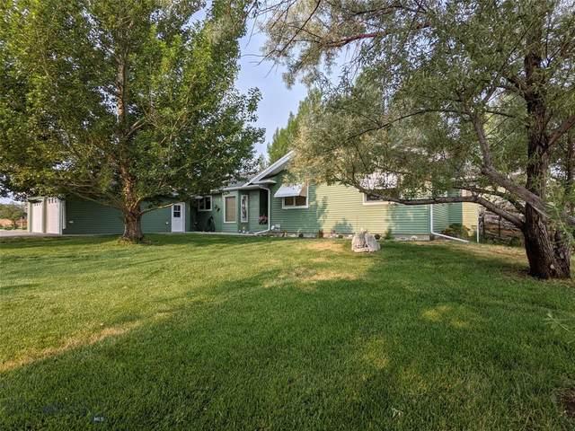 31 Madison, Ennis, MT 59729 (MLS #360545) :: Hart Real Estate Solutions
