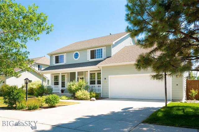 536 Oxford, Bozeman, MT 59715 (MLS #360554) :: Hart Real Estate Solutions