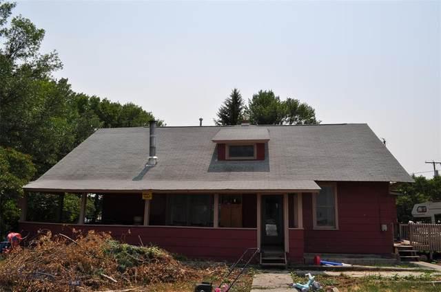 406 1st Avenue E, Three Forks, MT 59752 (MLS #360564) :: Carr Montana Real Estate