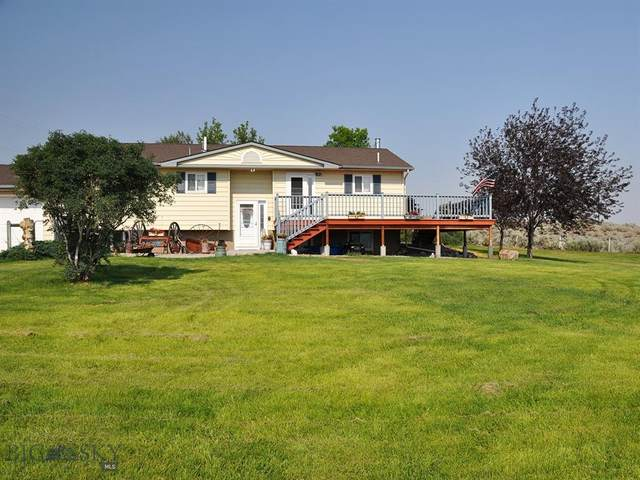 541 Ruby River Drive, Sheridan, MT 59749 (MLS #360607) :: Black Diamond Montana