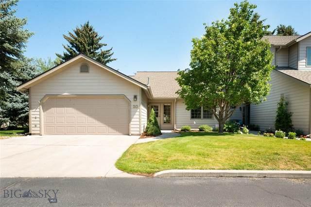 2400 Durston #20, Bozeman, MT 59718 (MLS #360613) :: Hart Real Estate Solutions