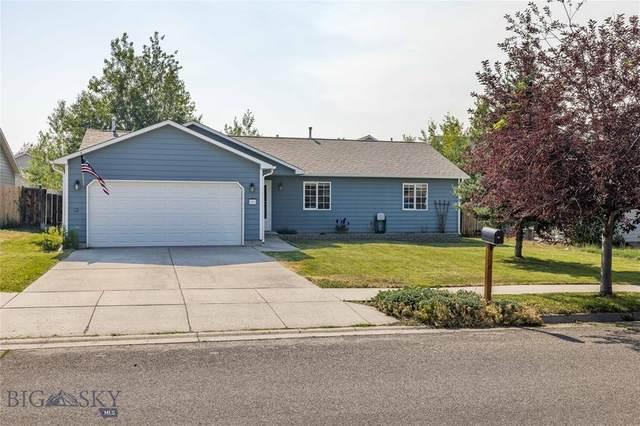 301 N Hunters Way, Bozeman, MT 59718 (MLS #360614) :: Hart Real Estate Solutions