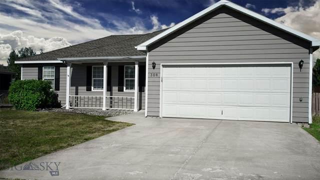 308 N Hunters Way, Bozeman, MT 59718 (MLS #360630) :: Hart Real Estate Solutions