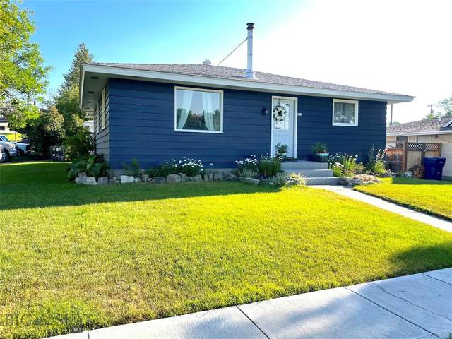 311 W First Street W, Whitehall, MT 59759 (MLS #360635) :: L&K Real Estate