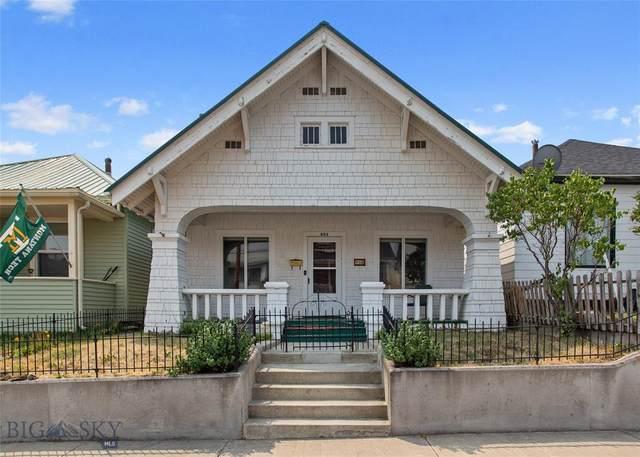 934 W Woolman Street, Butte, MT 59701 (MLS #360638) :: L&K Real Estate
