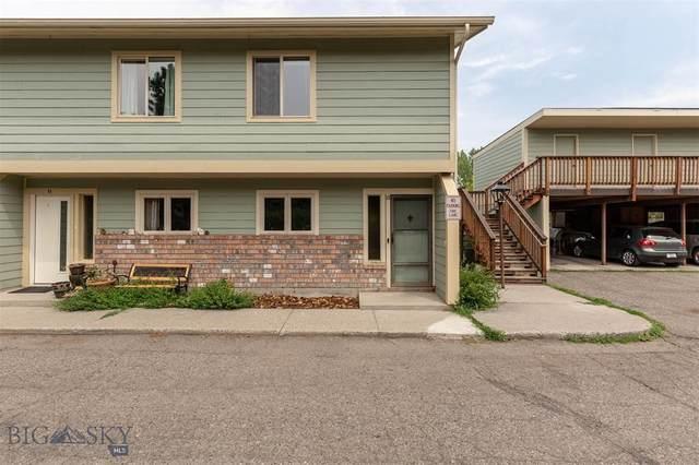 610 Dell Place #12, Bozeman, MT 59715 (MLS #360639) :: Black Diamond Montana