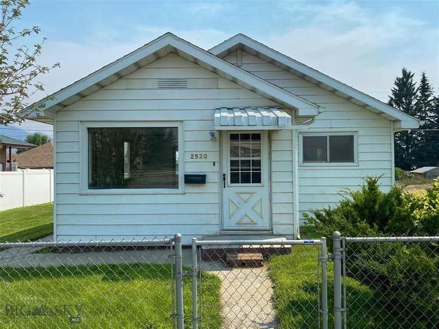2520 Farrell, Butte, MT 59701 (MLS #360646) :: L&K Real Estate