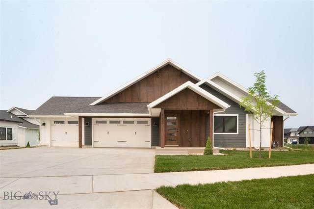 4221 Forage Drive, Bozeman, MT 59718 (MLS #360653) :: Hart Real Estate Solutions