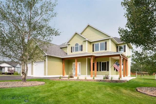 85 Myles Road, Bozeman, MT 59718 (MLS #360662) :: L&K Real Estate