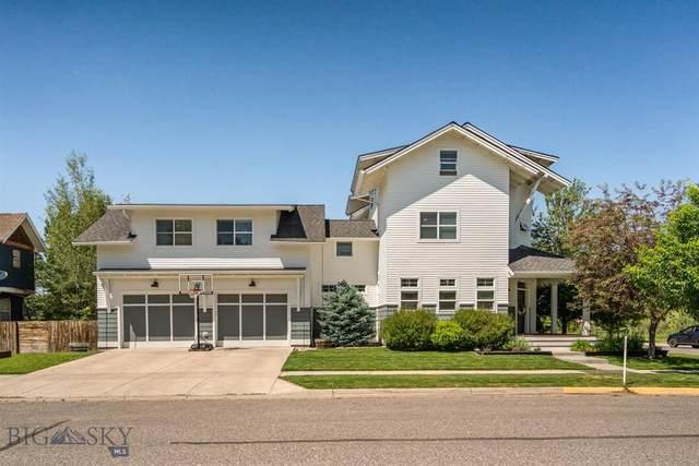 65 Clifden Drive, Bozeman, MT 59718 (MLS #360676) :: Montana Mountain Home, LLC