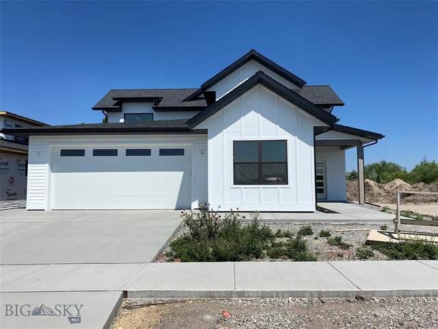 1976 Vaquero Parkway, Bozeman, MT 59718 (MLS #360679) :: Hart Real Estate Solutions