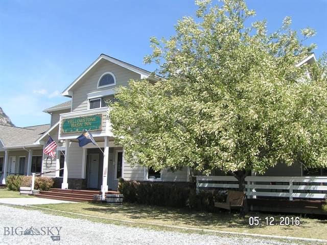 4 Maiden Basin Drive Drive, Gardiner, MT 59030 (MLS #360708) :: Black Diamond Montana