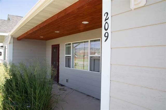209 Kolczak Lane, Townsend, MT 59644 (MLS #360723) :: Carr Montana Real Estate