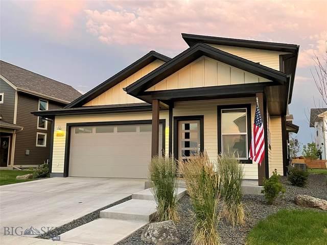 5418 Vahl Way, Bozeman, MT 59718 (MLS #360724) :: Carr Montana Real Estate